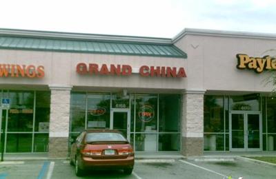 Grand China - Tampa, FL