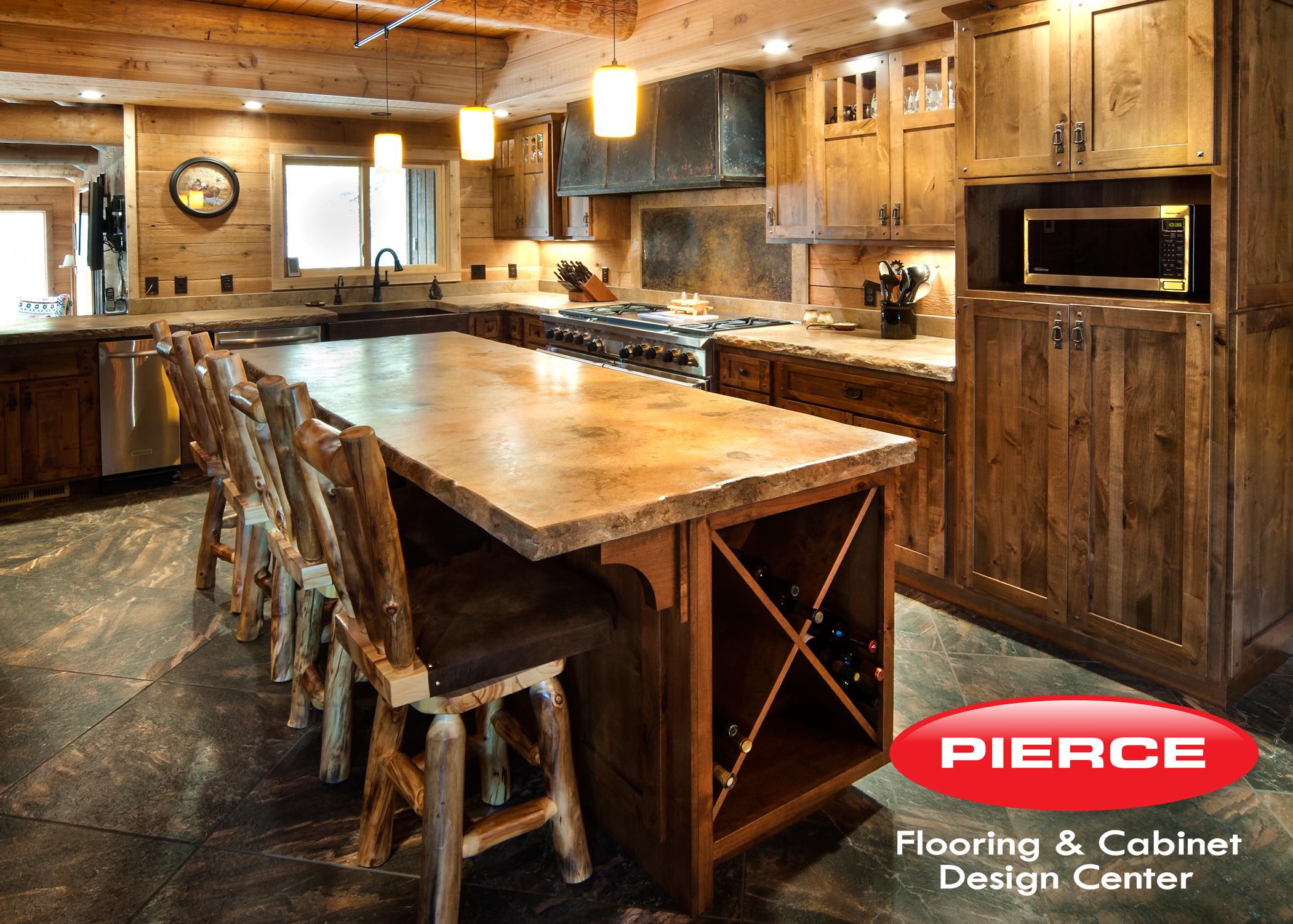 Pierce Flooring Cabinet Design 2950 King Ave W Ste 3 Billings Mt 59102 Yp Com