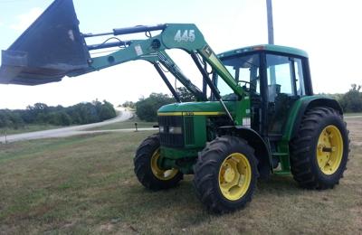 dueck tractor - Paden, OK