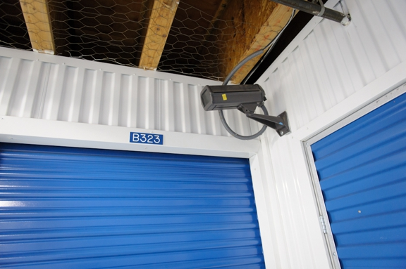 Security Public Storage - Oceanside, CA. Security camera