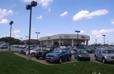 Tom O Brien Jeep >> Tom O Brien Chrysler Jeep Dodge Ram North 4630 E 96th St