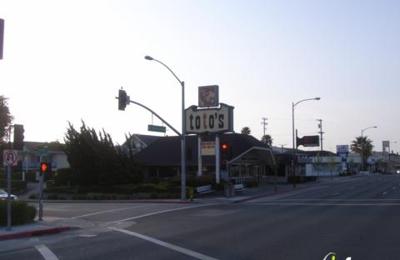 Toto's Restaurant & Pizzeria - San Bruno, CA