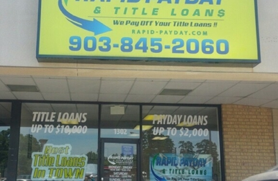 Payday Loans Gladewater, TX