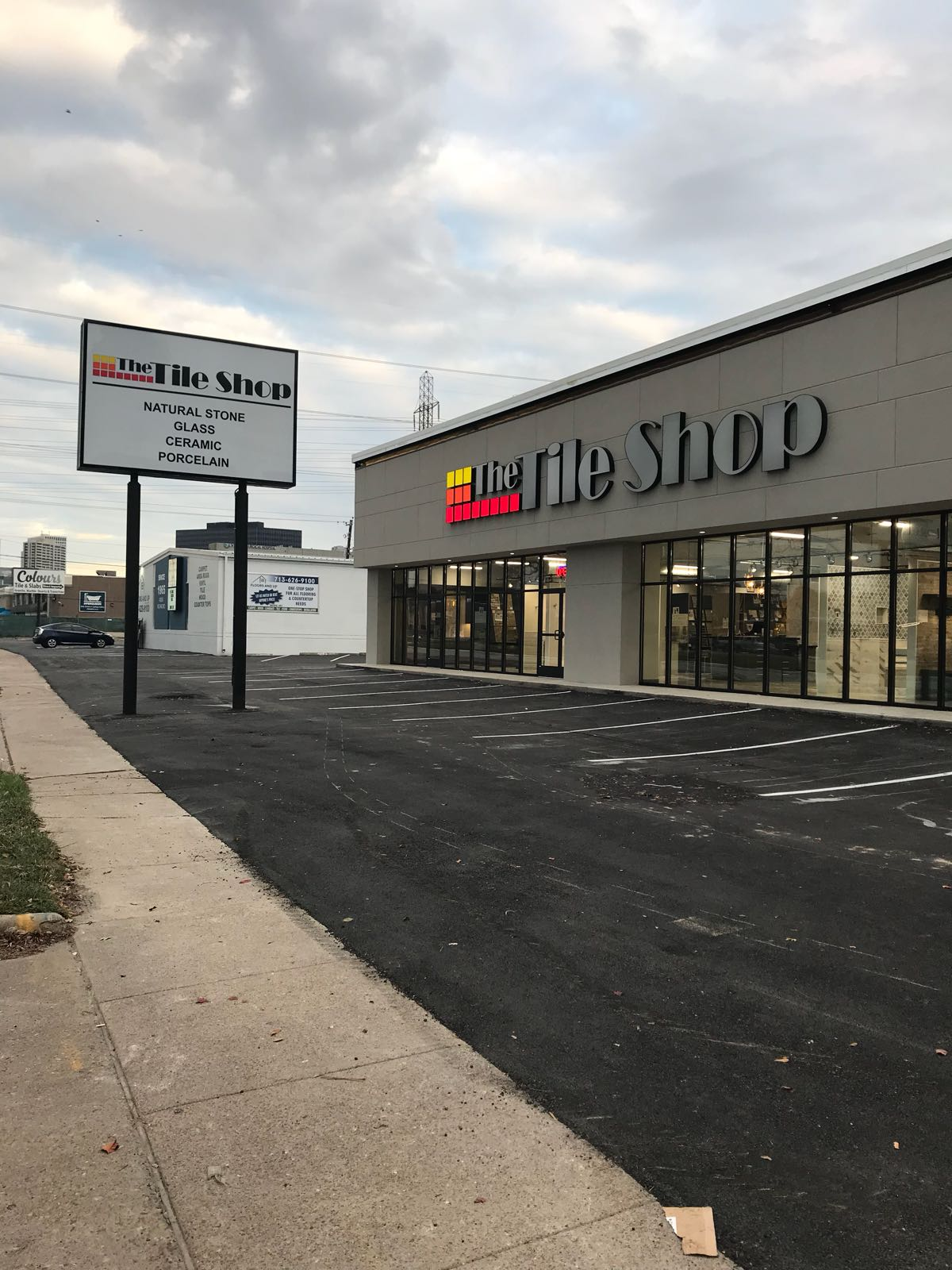 The Tile Shop Richmond Ave Houston TX YPcom - Daltile houston richmond