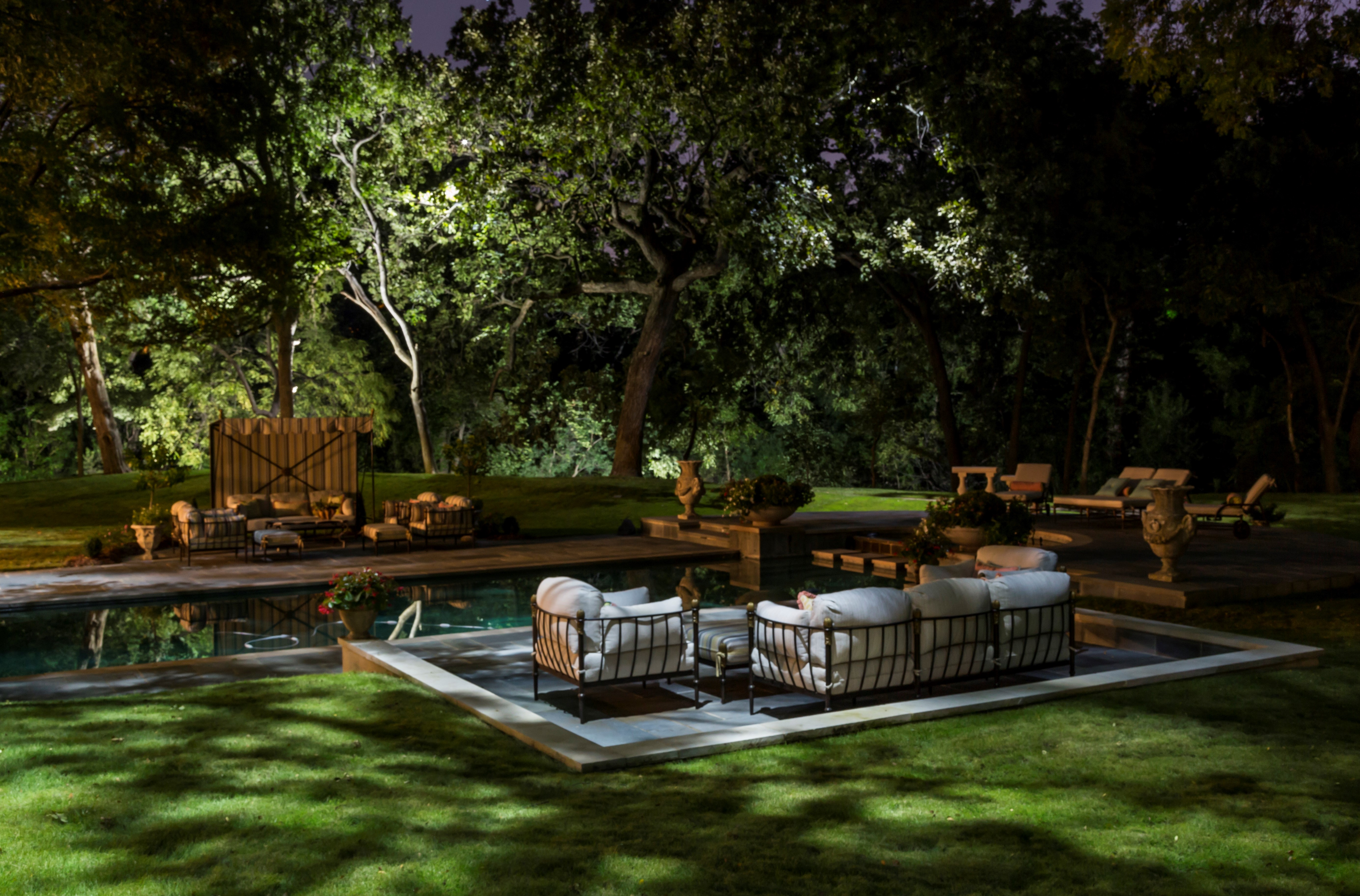 Lentz landscape lighting 11120 indian trl dallas tx 75229 yp aloadofball Choice Image