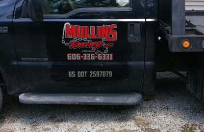 Mullins Towing - Olympia, KY. Need a haul? Give Paul a call! We have some of the best rates around. We are open 24-7 we are always here when you need us