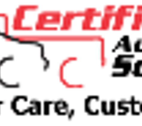 Certified Automotive Solutions - Nashua, NH