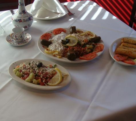 Pasha Turkish - Mediterranean Restaurant - Houston, TX