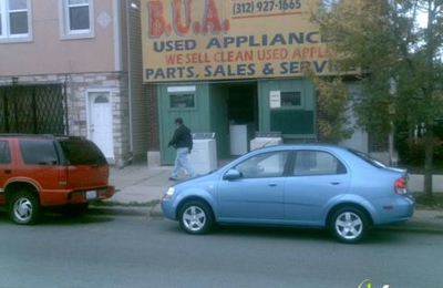 B U A Used Appliances 4226 S Ashland Ave, Chicago, IL 60609