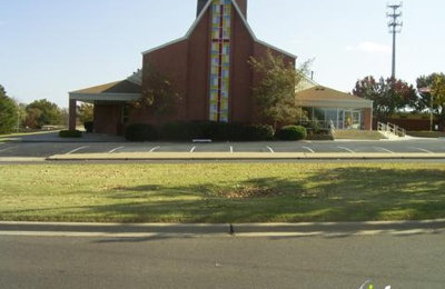St Matthew United Methodist Church - Oklahoma City, OK