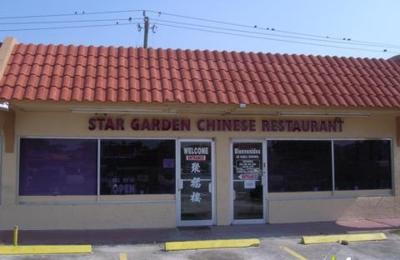 Star Garden Chinese Restaurant 6068 Miramar Pkwy Miramar
