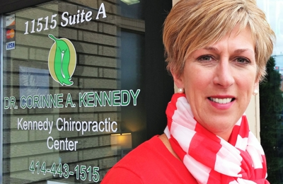 Dr. Corinne A. Kennedy of Kennedy Chiropractic Center - Milwaukee, WI
