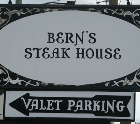 Bern's Steak House - Tampa, FL