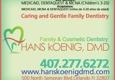 Hans Koenig DMD PA - Orlando, FL