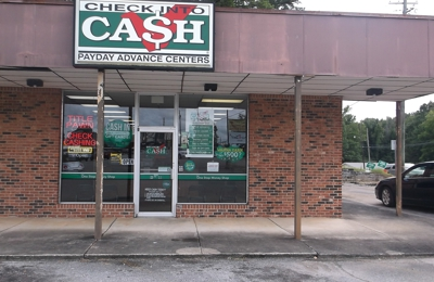 Check Into Cash - Hamilton, AL