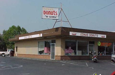 Edna's Donuts by George - Hayward, CA