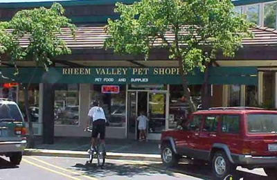 Rheem Valley Pet Shoppe - Moraga, CA