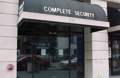 Complete Security - San Francisco, CA