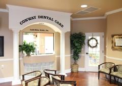 Ladd Ellis, DDS - Conway, AR. Waiting Room
