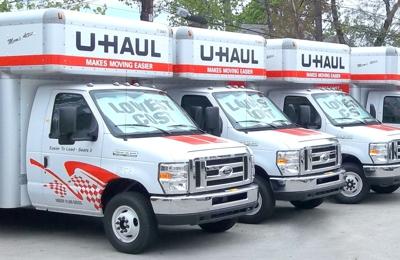 U Haul Moving U0026 Storage Of Worcester   Worcester, MA