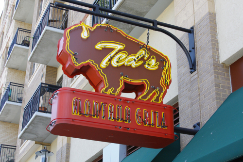 Ted's Montana Grill, Bolingbrook IL