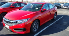 Red Sedan - Dundalk, MD