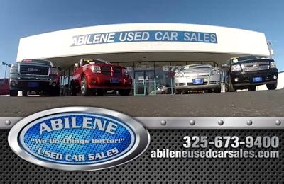 abilene used car sales abilene tx  Abilene Used Car Sales 2150 N 1st St, Abilene, TX 79603 - YP.com