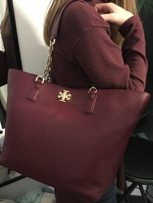Just got this NEW Tory Burch with original tags !