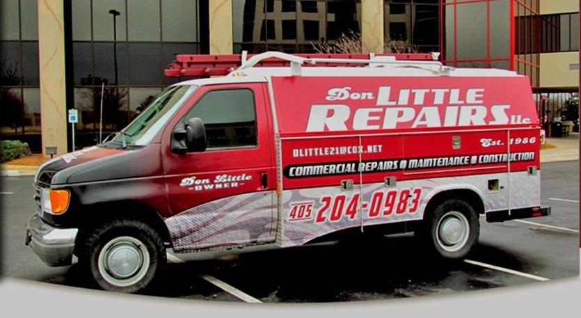 Don Little Repairs Llc 125 Highland Hills Dr Edmond Ok