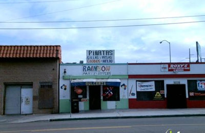 Rainbow Party Supply - San Diego, CA