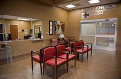First Choice Emergency Room 2860 S Gordon St, Alvin, TX 77511 - YP.com