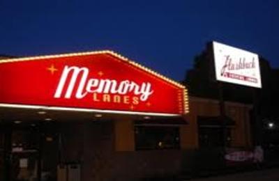 Memory Lanes - Minneapolis, MN