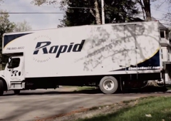 Rapid Moving & Storage - Falconer, NY
