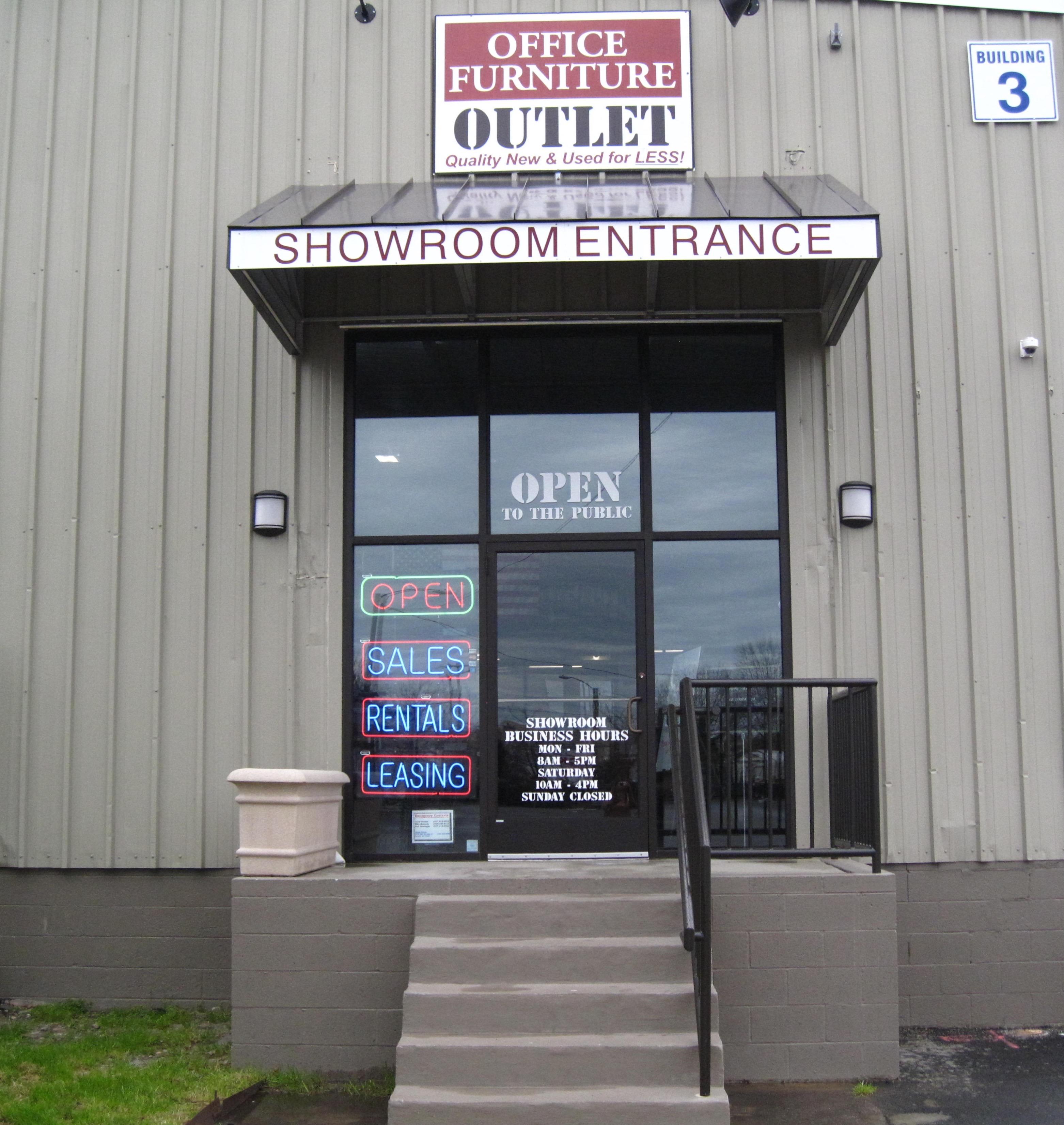 Office Furniture Outlet 5595 Raby Road Ste 3 Norfolk Va 23502 Yp Com