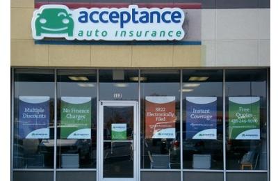 Acceptance Insurance 1649 E Stone Dr Ste 112 Kingsport Tn 37660