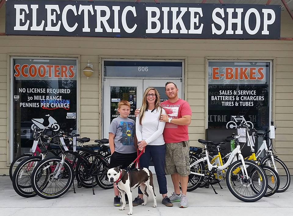 Electric bike shop 219 nw saint james dr port saint lucie for Do you need a license for a motorized bicycle