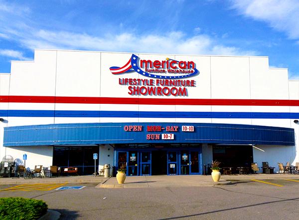 American Furniture Warehouse 625 Sw