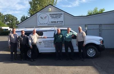 Guaranteed Pest Control Service Co. - Beaverton, OR