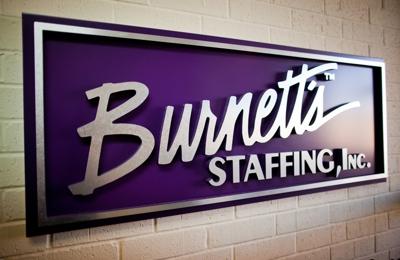 Burnett's Staffing Dallas - Dallas, TX
