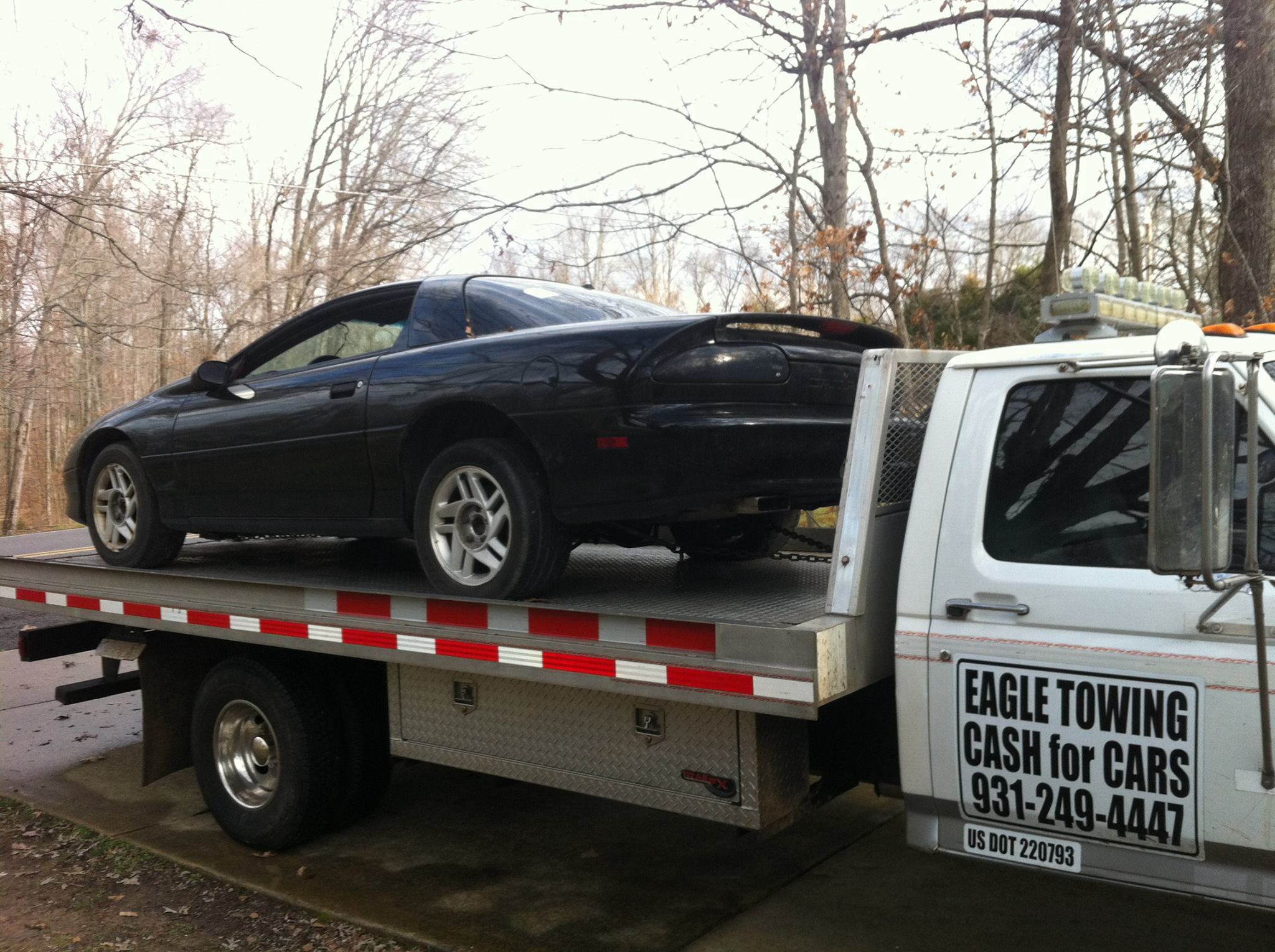 Eagle Towing-Cash for Cars 151 Cumberland Dr, Clarksville, TN 37040 ...