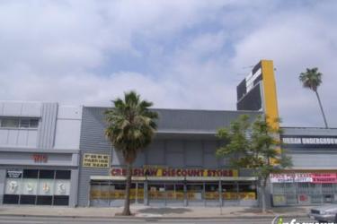 Crenshaw Discount Store