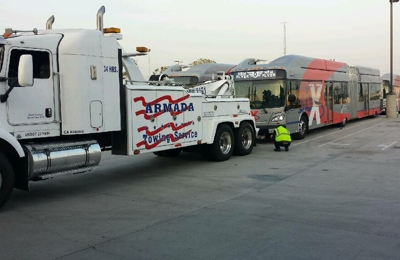 Armada Towing - San Antonio, TX