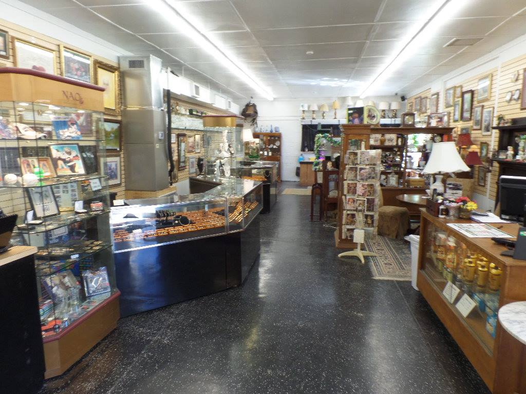 Charlies Hock Shop
