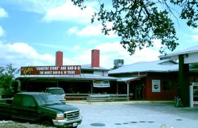 Rudy's Country Store & BBQ - San Antonio, TX