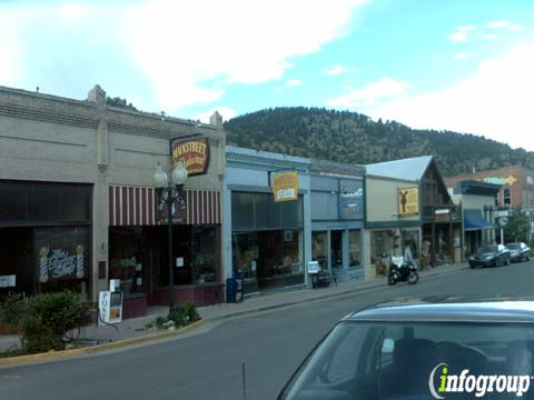 Barber Shop, Idaho Springs CO