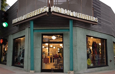 Urban Outfitters - Los Angeles, CA