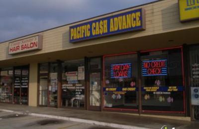 Pacific Cash Advance
