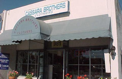 Cassara Brothers Clothiers - Los Altos, CA