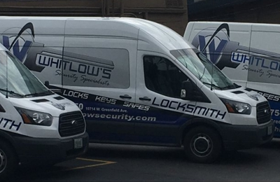 Whitlow's Security - Milwaukee, WI