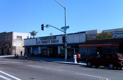 Baras Thrift Store Hillcredt - San Diego, CA